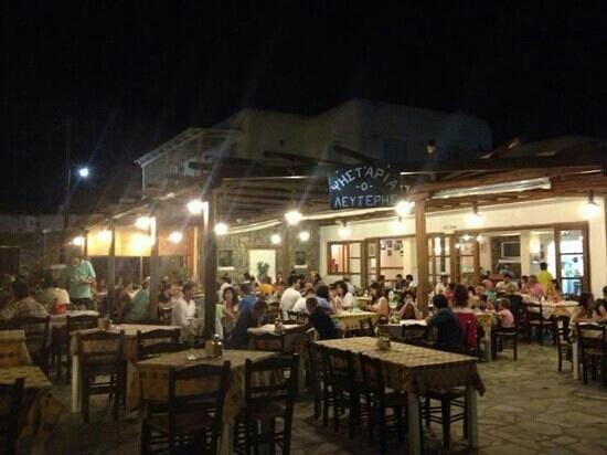 Grill house Lefteris - Picture of Lefteris, Mykonos - Tripadvisor