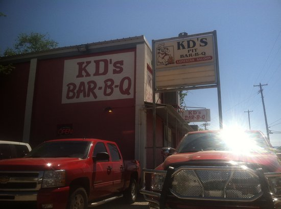 KD's Bar-B-Q: The only BBQ you'll ever need