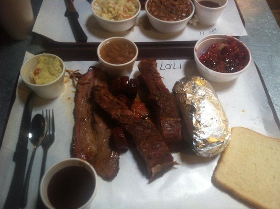 KD's Bar-B-Q: Scream all you want BBQ, noone can help you now