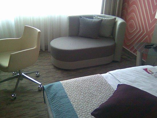 Hotel Crowne Plaza Berlin City Centre: SItzecke