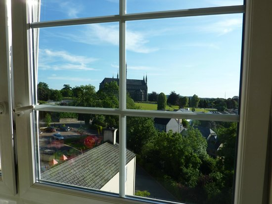 Hillgrove Hotel, Leisure & Spa: View from our window