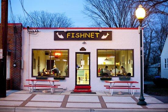 Fishnet Restaurant Berwyn Rd College Park Md