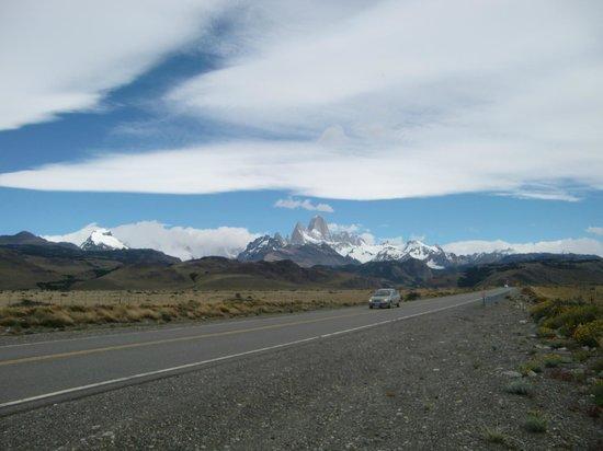 Road to El Chalten: Road to El Chaltén