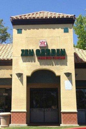 Zen Garden Chinese Cuisine: Store Front