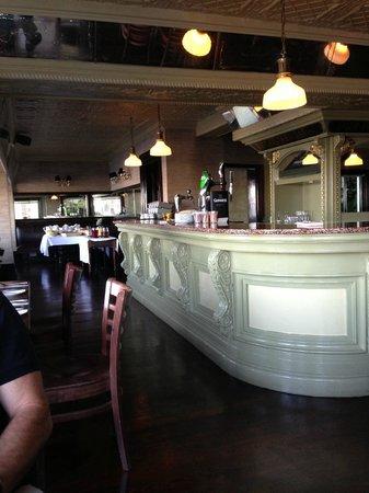 Riverbank House Hotel: Breakfast area