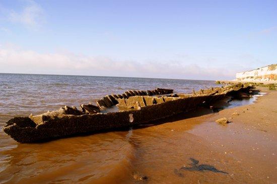 Hunstanton Shipwreck