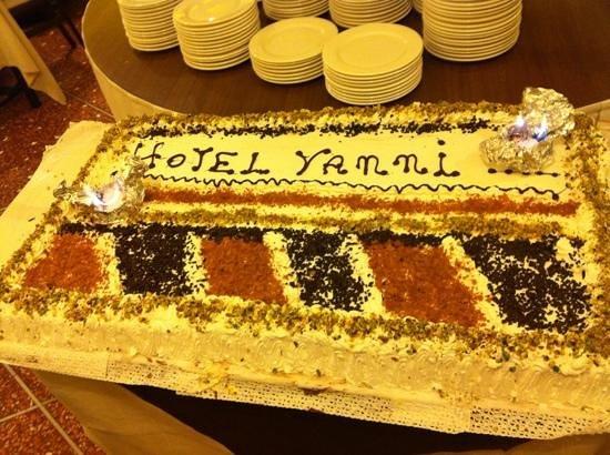 Hotel Vanni: bella e buona.......