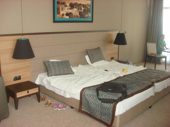 Astera Hotel & Spa: room