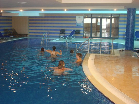 Inside Pool inside pool - picture of astera hotel & spa, golden sands