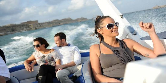 Malta Rib Cruises and Charter - Private Boat Service : Its just a great day out