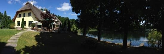 Fischhaus: tolles Ambiente