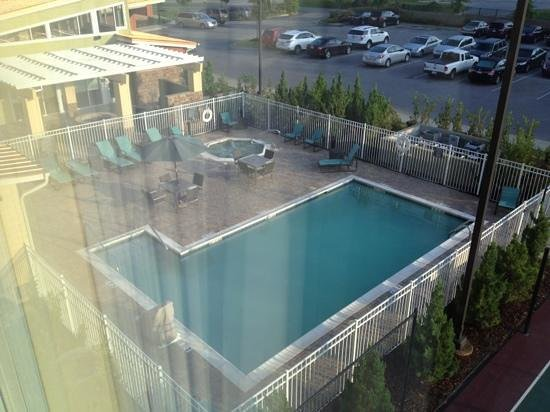 Residence Inn Florence: pool, hot tub
