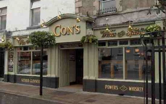 Best pub in Mullingar - Picture of Cons, Mullingar - Tripadvisor