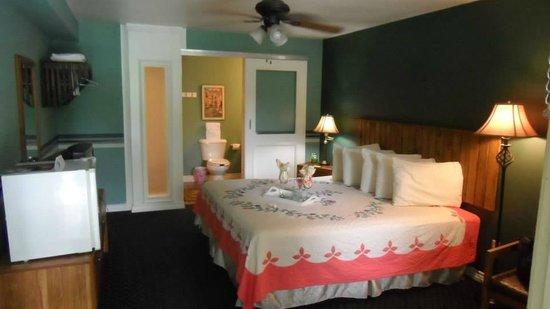 小屋旅館照片