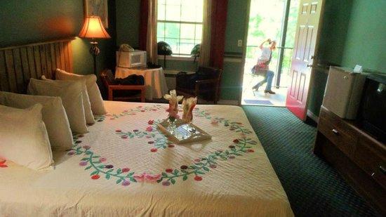 The Lodge : room 424