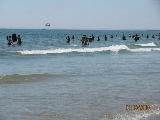 Hampton Beach: very relaxing and refreashing