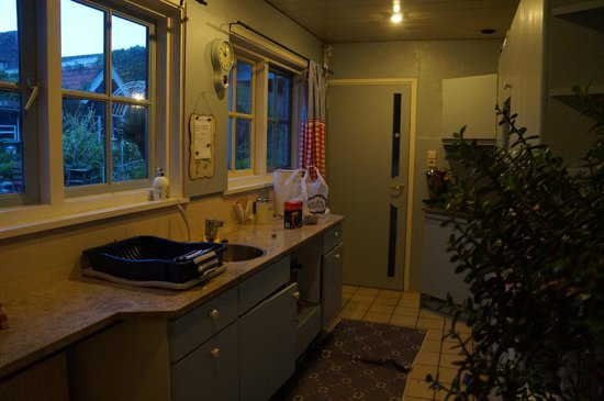 In Den Ouden Vesting: Well-equipped kitchen
