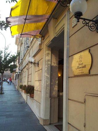 Hotel Alimandi Vaticano: Hotel entrance