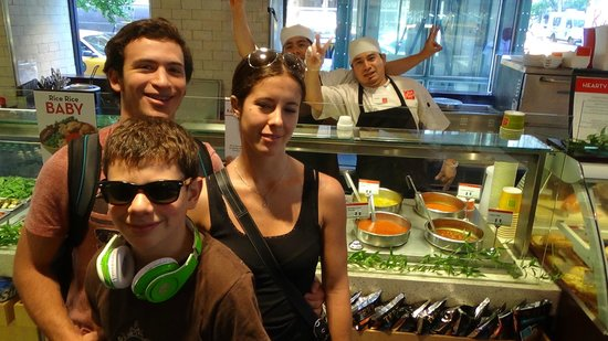 Cafe Metro: gracias a Daniel