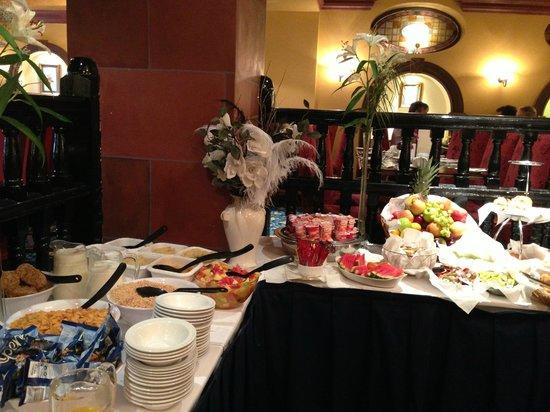 Newgrange Hotel: Breakfast Area