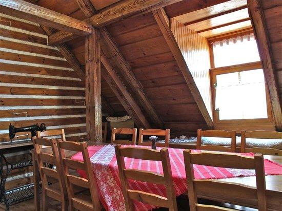 Penzion Stary Hostinec: hall