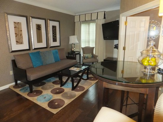 The Inn At Fox Hollow Hotel : Royal Suite