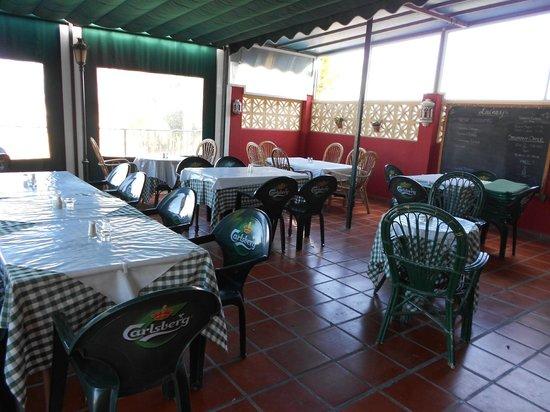 Lainey's Bar & Bistro: The Terrace