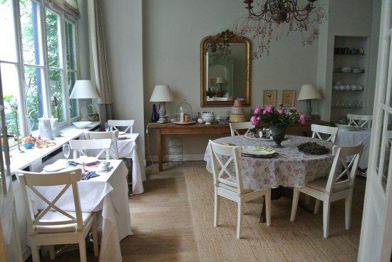 De Koning van Spanje: Dining Area of B&B