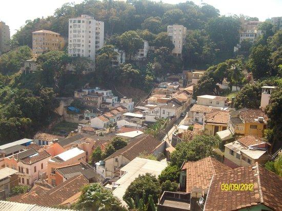 Vila CasaNova: Vista do quarto