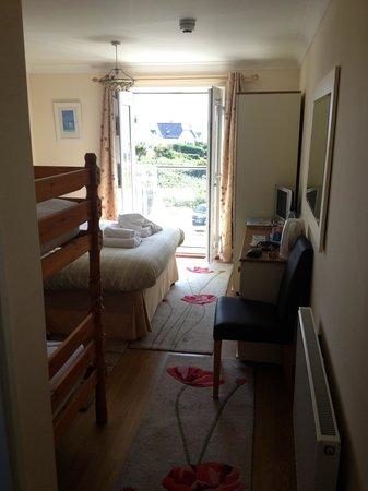 The Penellen Hotel: Zimmer Nr. 5