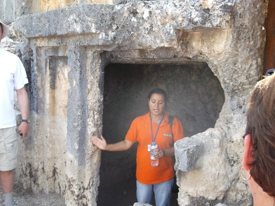 Baños Turcos Kingdom:Dalyan: fotografía de Pioneer Travel -Day Tours, Oludeniz