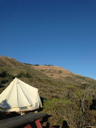 Treebones Resort: The Tent