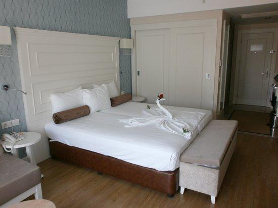 Trendy Verbena Beach Hotel : Chambre