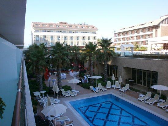Trendy Verbena Beach Hotel : Hôtel