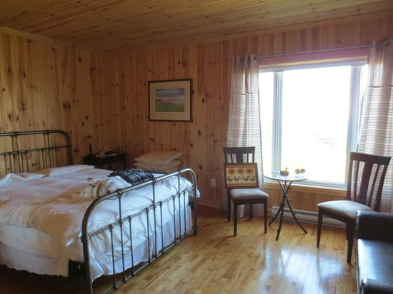 The Capitain's B&B : La chambre du Capitaine