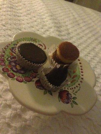 KKala Boutique Hotel: Lovely chocolates