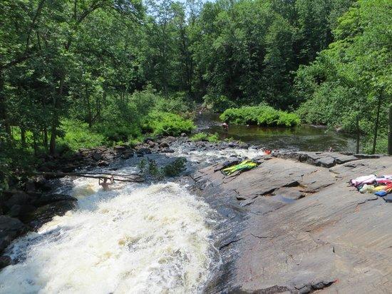 Huntsville, Kanada: Stubbs Falls