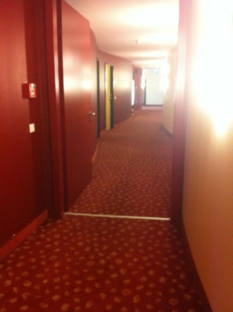 Welcome Kongresshotel Bamberg: Flur