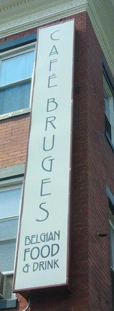 Cafe Bruges