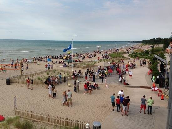 Main Beach Grand Bend