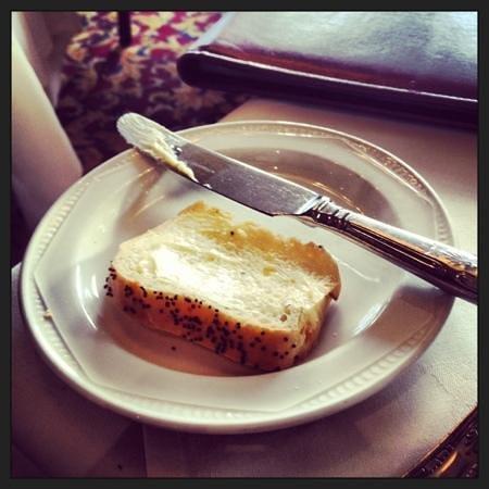 Lodore Falls Hotel: bread