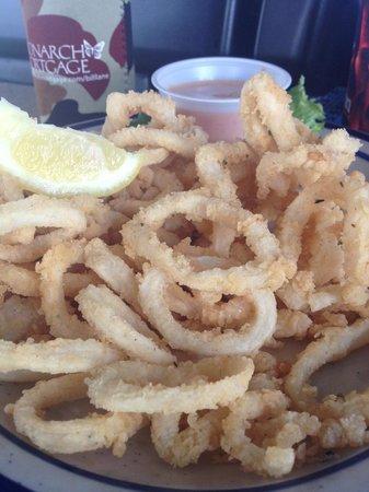 Rudee's Restaurant & Cabana Bar: BEST Calamari EVER