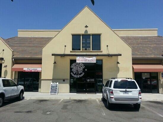 Merry Hill Coffee & Tea, Templeton CA