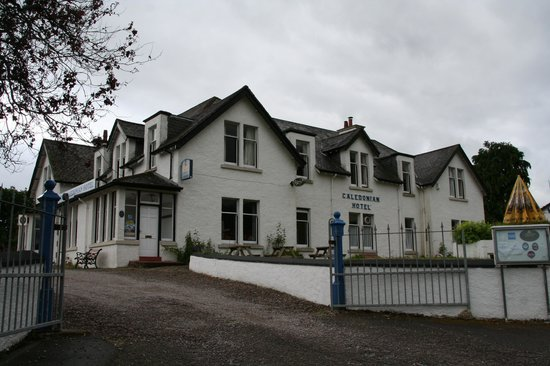 Caledonian Hotel : The Hotel