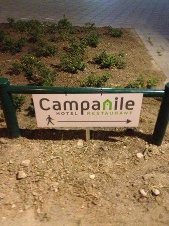 Campanile Hotel Eindhoven: wandelroutes naar campanile eindhoven