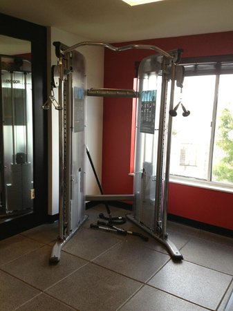 Hilton Garden Inn New Orleans Convention Center: Gym