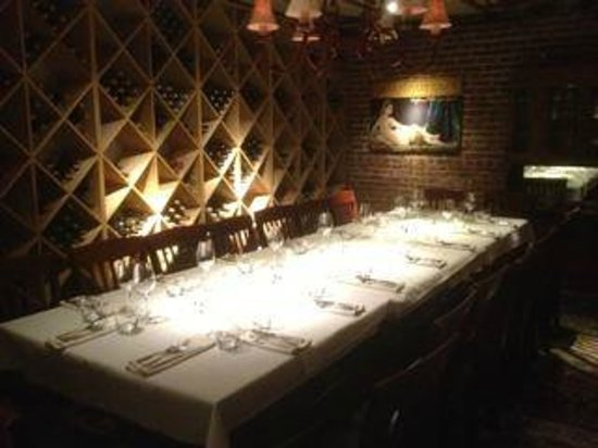 Odalisque Cafe: Private Dining Rooms
