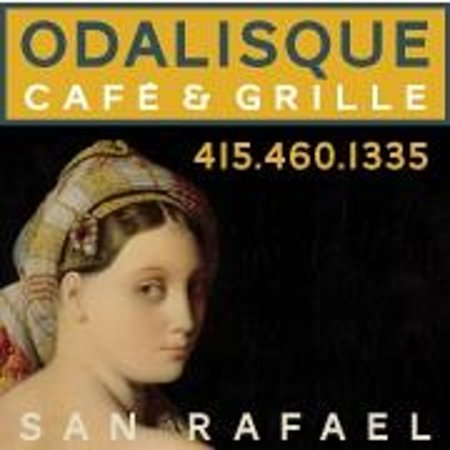 Odalisque Cafe: Odalisque Café and Grille is now also open for Breakfast and Lunch Tues-Fri