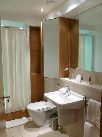 The Rockwell: Salle de bain