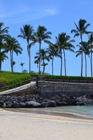 Palm Villas at Mauna Lani: Mauna Lani Beach Club